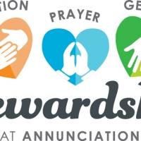 Annunciation Stewardship Logo