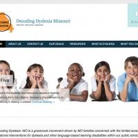 Decode Dyslexia Homepage 2
