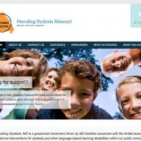 Decode Dyslexia Homepage 1