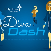 Holy Cross Academy Event Promotion Illustration