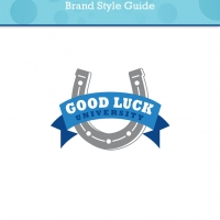 Good Luck University Style Guide Cover