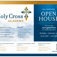 Holy Cross Academy Webster Kirkwood Times Ad