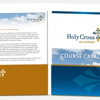 Holy Cross Academy Welcome Packet Interior