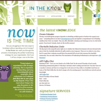 In The Know Homepage
