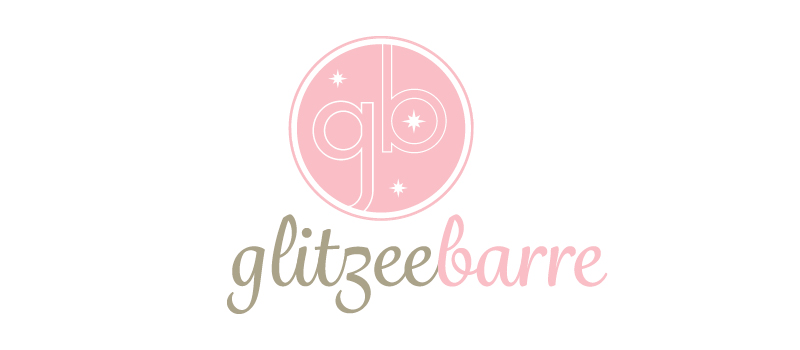 GlitzeeBarre Logo