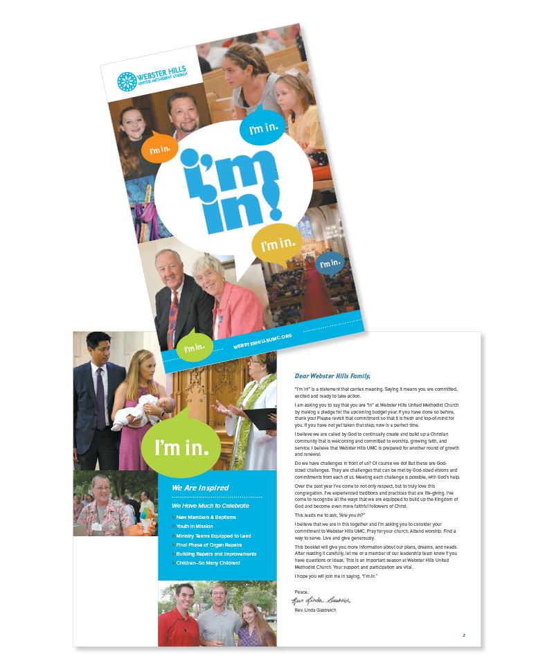 'm In Stewardship Brochure