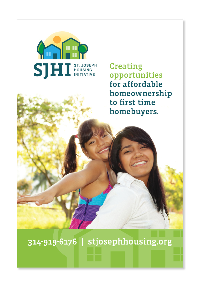 St. Joseph Housing Initiative Poster
